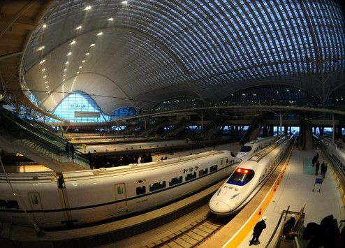 武广高铁-暑期高铁游 你要去哪玩