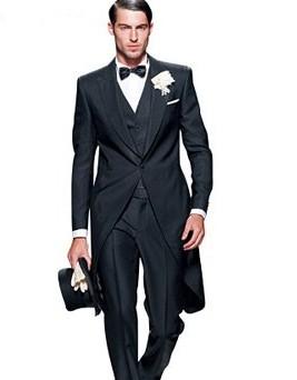 绅士西服简约半身头像