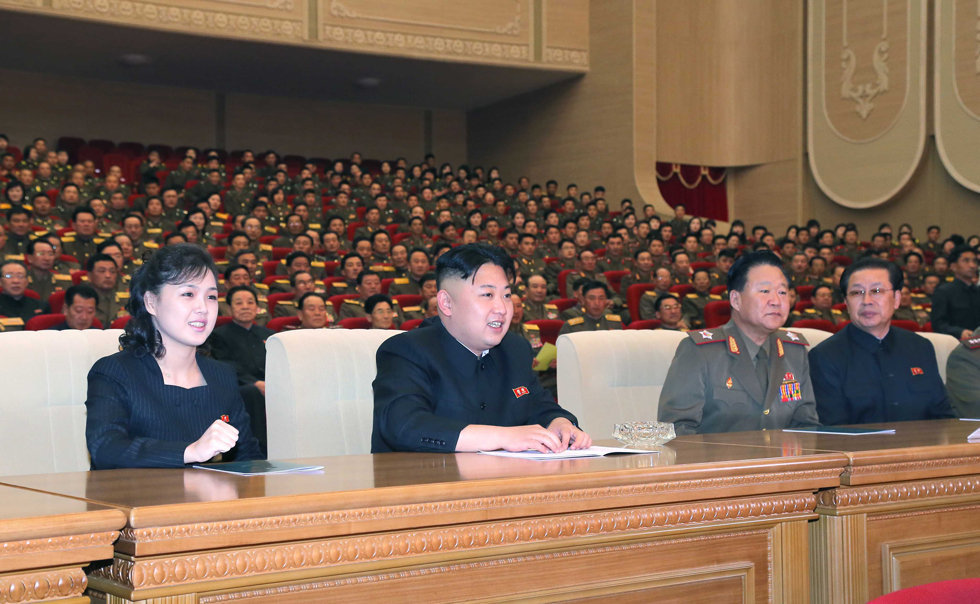 金正恩妻子李雪主个人资料介绍 朝鲜第一夫人李雪主相关讯息及图片