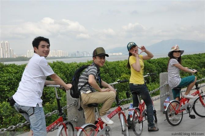 深圳红树林骑单车介绍,红树林租单车价格