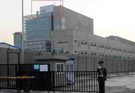美使馆神秘白盒 疑为监听装置遍布全球  德媒上周末爆料,美