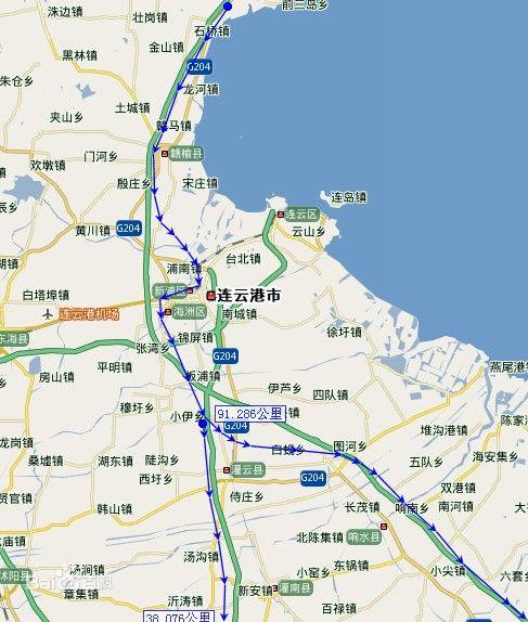 连盐铁路规划线路图 连盐铁路什么时候建成开通_深圳